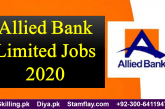 Allied Bank Limited Jobs 2020