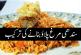 Sindhi Murgh Pulao Recipe In Urdu